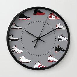 J24 Hours Wall Clock