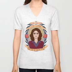Liz Lemon Unisex V-Neck