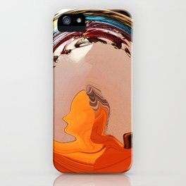 Mac Holdfast iPhone Case