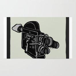 16mm Camera Rug
