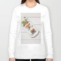 arab Long Sleeve T-shirts featuring Arab Delights by visualspectrum