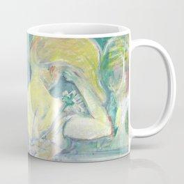 """Henri de Toulouse-Lautrec """"À Armenonville, en Cabinet Particulier"""" Coffee Mug"""
