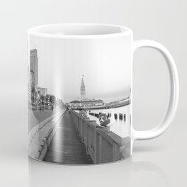 San Francisco Downtown- BW Coffee Mug