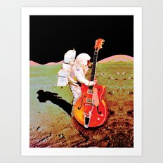One Massive Strum Art Print