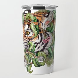 Tenuous Restraint Travel Mug