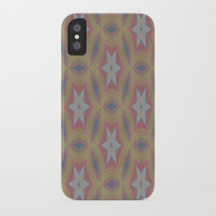 Ann Arbor chalk 6233 iPhone Case