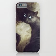 The Cat and the moon Slim Case iPhone 6