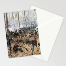 Battle of Shiloh - Civil War Stationery Cards