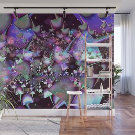 Psychedelic mushrooms Wall Mural