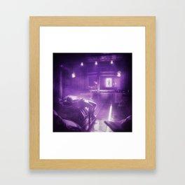 DREAMIN Framed Art Print