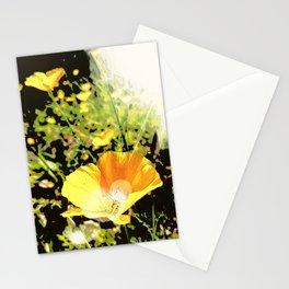 Hana Collection - California Poppy Stationery Cards