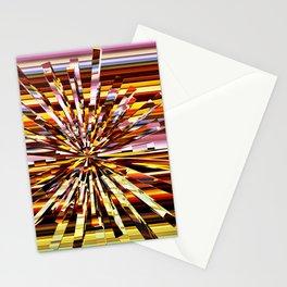 Energy Burst Stationery Cards