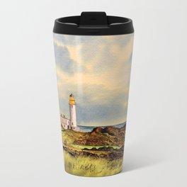Turnberry Golf Course Scotland 9th Tee Travel Mug