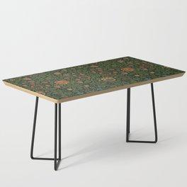 Violet and Columbine - William Morris Coffee Table