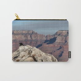 Lost in Grand Canyon Carry-All Pouch