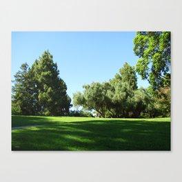 Bella Vista Open Space 2515 Canvas Print