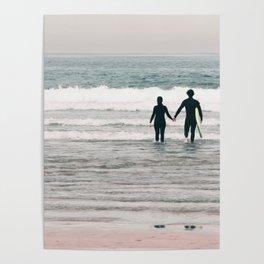 surf love Poster
