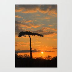 Out Of Chingford Canvas Print