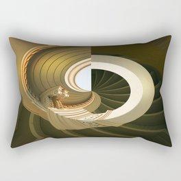 centripetal course 689 Rectangular Pillow
