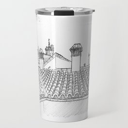 Alcalá Rooftops Travel Mug
