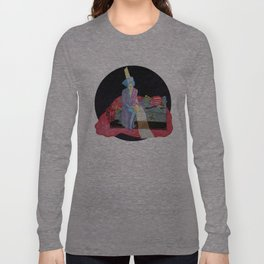 wake up, Suzanne. Long Sleeve T-shirt
