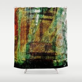 The Grail Shower Curtain
