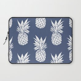 Pineapple Blues Laptop Sleeve