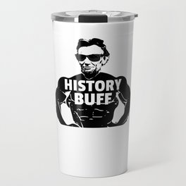 Abraham Lincoln History Buff Gift Travel Mug