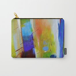 Abstract Composition 44 Carry-All Pouch
