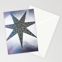 Star day Stationery Cards