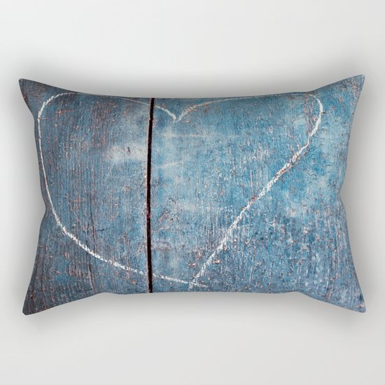 Heart Rectangular Pillow