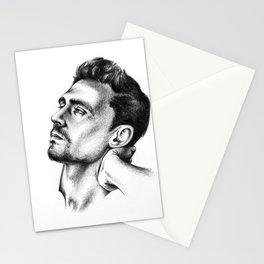 Tom Hiddleston 2 Stationery Cards