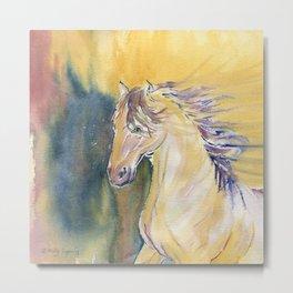 Horse Spirit Metal Print