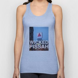 Wicked Pissah - Boston Photo Unisex Tank Top