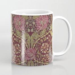 William Morris,Art Nouveau,Vintage pattern, floral victorian pattern, Coffee Mug