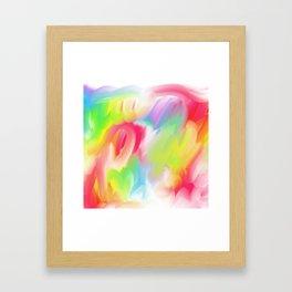 Unicorn Lollipop 1 Framed Art Print