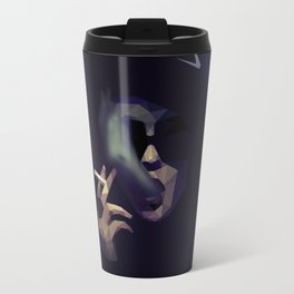 Low Poly Marla Singer Travel Mug