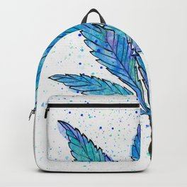 Canna Be Blue Backpack