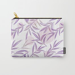 Seamless hand drawn botanical pattern. Carry-All Pouch