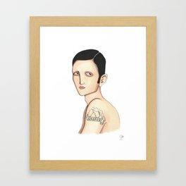 Elverum Framed Art Print
