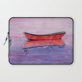 Red Dory Reflections Laptop Sleeve