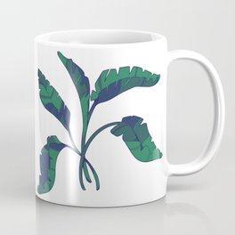 Palmas de Turquesa Dos (Turquoise Palms 2) Coffee Mug