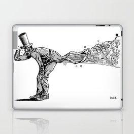 The Extravagant Flatulator Laptop & iPad Skin