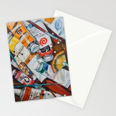 Paint Splash! Stationery Cards