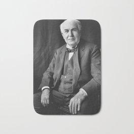 Thomas Edison Bath Mat