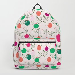 MERRY CHRISTMAS - PINK Backpack