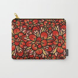 Indian Paintbrushes Carry-All Pouch