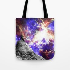 Star Gazing Tote Bag