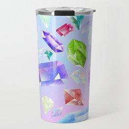 precious stones Travel Mug