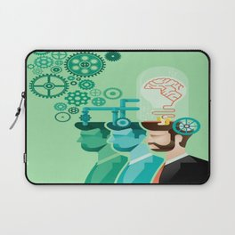 Brainstorming Laptop Sleeve